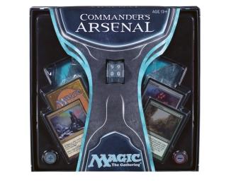 commanders arsenal